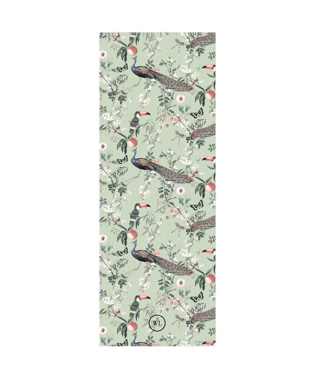 White Labelling Yoga Mats Chinoiserie - Jade