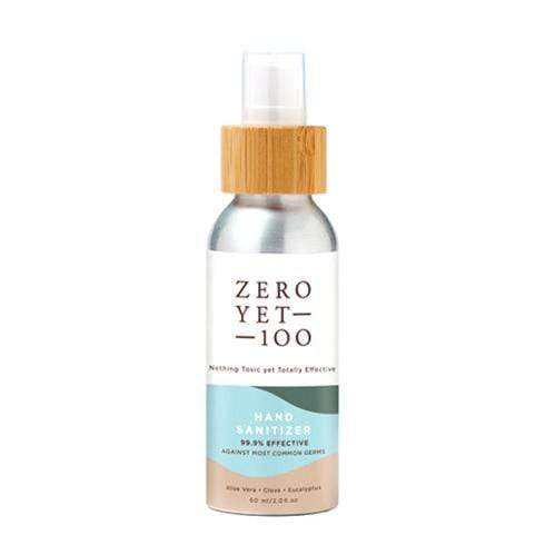 ZeroYet100 Hand Care Natural Hand Sanitizer
