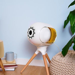 GOLDEN SPEAKER – High-End Wireless Speaker -108 dB