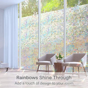 3D Rainbow Window Film-Limited time sale-Buy 5 Save $15