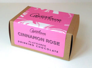 Cinnamon Rose - flavoured drinking chocolate
