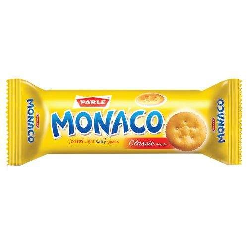 Parle Monaco Classic Regular Biscuits 37.7 Gm
