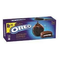 Oreo Cadbury Dipped Cookies (Buy 2 @ 8% Off) 2 x 150 GM