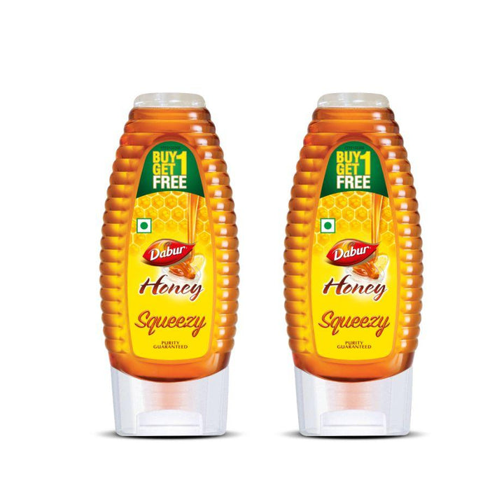 Dabur Honey Squeezy 2 X 400 GM