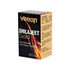 Veeon Shilajeet Gold 100 GM (60 CAPSULES)