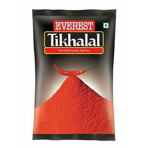 Everest Tikhalal Chilli Powder 200 Gm