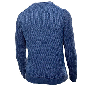 Load image into Gallery viewer, Hugo Boss Kindpaul Sweater Blue/Black