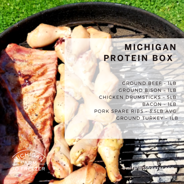 Michigan Protein Box