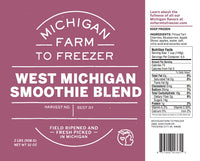 West Michigan Smoothie Blend