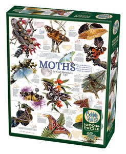 Moth Collection (1000 Bitar)