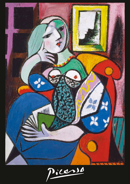 picasso pussel 1000 bitar