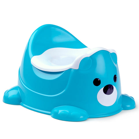 Orinal Bear Potty Azul