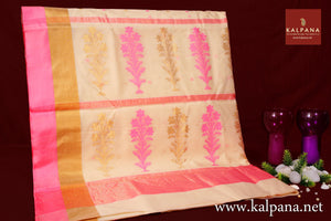 Handloom Pure Chanderi Saree