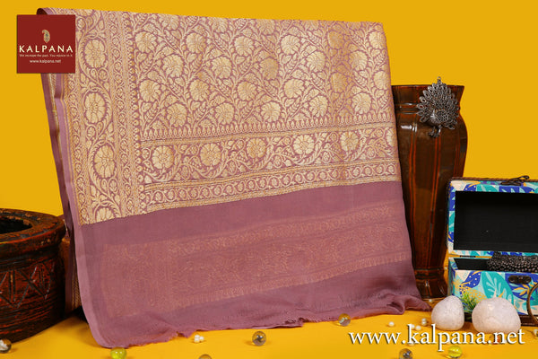 Georgette Handloom Pure Georgette Saree