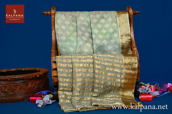 Bangalore Handloom Pure Georgette Saree
