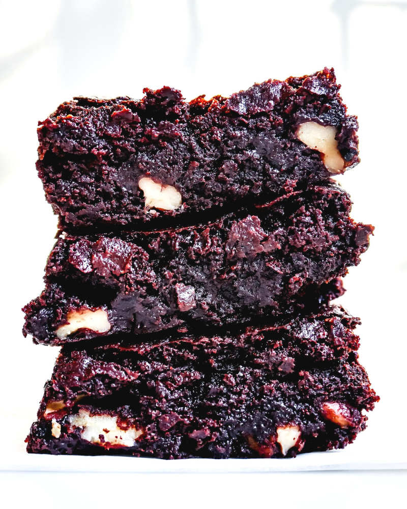 Boyfriend Brownies - The BEST brownies you'll ever bake.