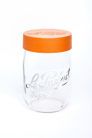 Open image in slideshow, Le Parfait Screw-Top Jars