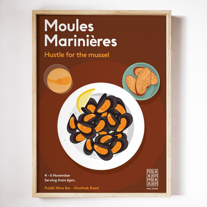 Moules Unmounted
