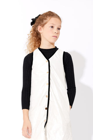 Lilou Quilted jumper