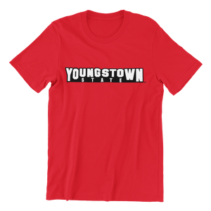 Block Youngstown State Penguins T-shirt