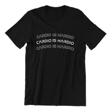 Load image into Gallery viewer, Cardio Is Hardio T-shirt