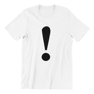 Exclamation Mark T-shirt