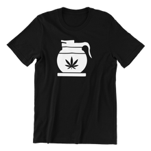 Load image into Gallery viewer, Hemp Coffee Pot T-shirt