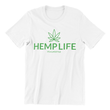 Load image into Gallery viewer, Hemp Life T-Shirt