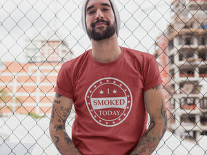 I Smoked Today T-shirt