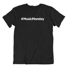Load image into Gallery viewer, #MusicMonday T-Shirt