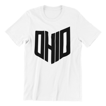 Load image into Gallery viewer, Ohio State Shaped T-shirt