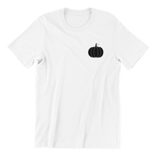 Load image into Gallery viewer, Pumpkin Pocket T-shirt
