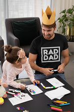 Load image into Gallery viewer, Rad Dad T-Shirt