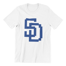 Load image into Gallery viewer, San Diego Baseball T-shirt