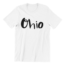 Load image into Gallery viewer, Ohio Script T-shirt