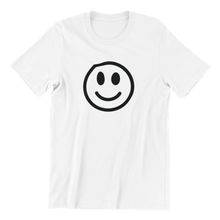Load image into Gallery viewer, Smile Face T-shirt