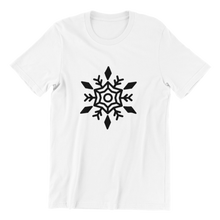 Load image into Gallery viewer, Snowflake T-shirt
