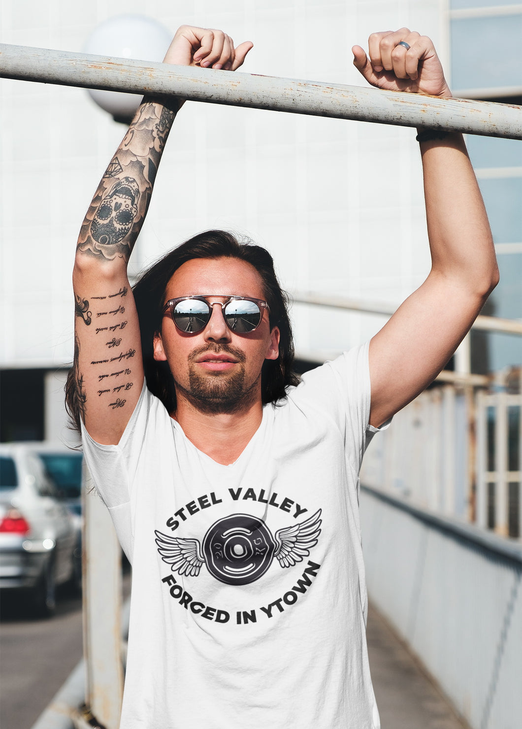 Strong Steel Valley T-shirt