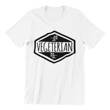 Load image into Gallery viewer, Vegetarian v2 T-shirt