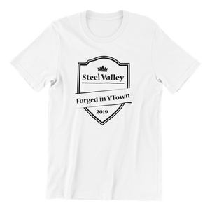 Vintage Steel Valley v1 T-shirt