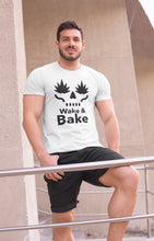 Load image into Gallery viewer, Wake and Bake T-shirt