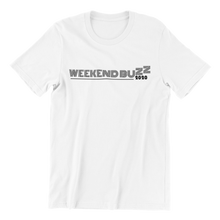 Load image into Gallery viewer, Weekend Buzz 2020 T-shirt