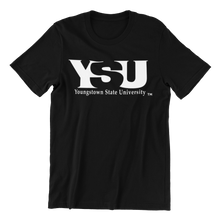 Load image into Gallery viewer, YSU Cut Out T-shirt