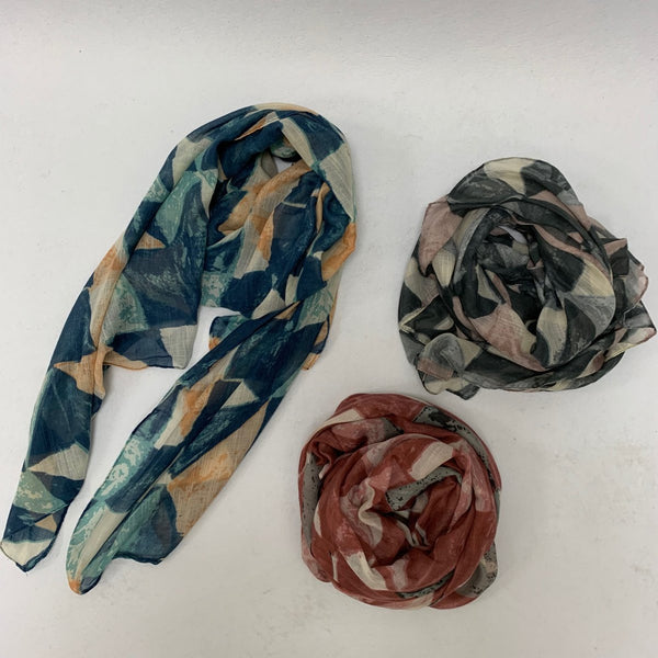 Spring & Summer Scarf FWSP12S Assorted