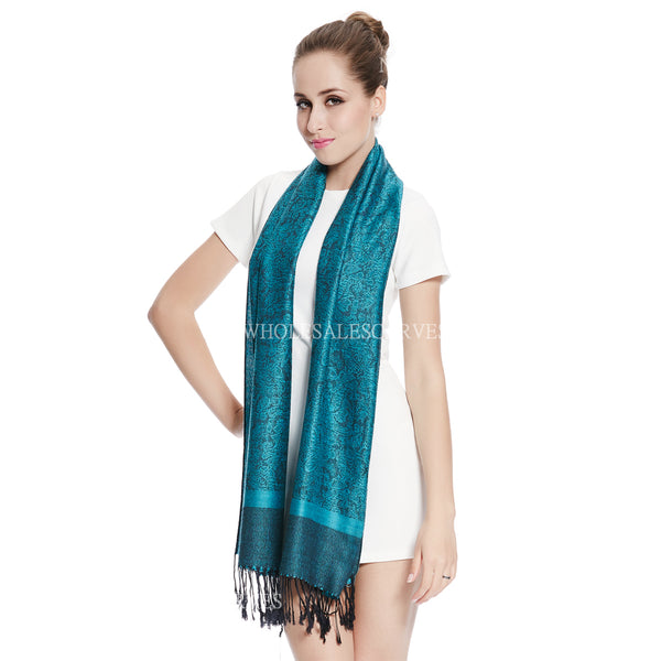 Whole Jacquard Pashmina FW1805