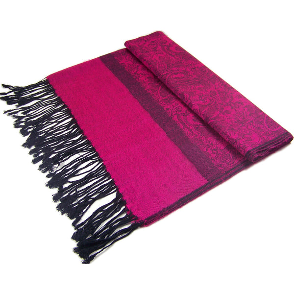 Whole Jacquard Pashmina FW1808
