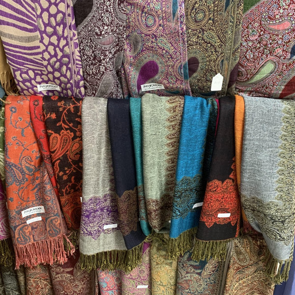 Mix Pashmina FWMIX99  Assorted Styles & Colors