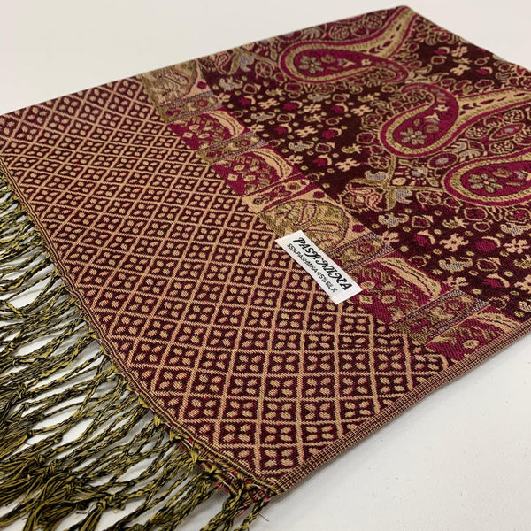 Classic Paisley Pashmina FW183S Assorted Colors