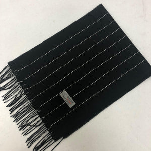 Cashmere Feel Scarf  FW14215 Black/White Stripe