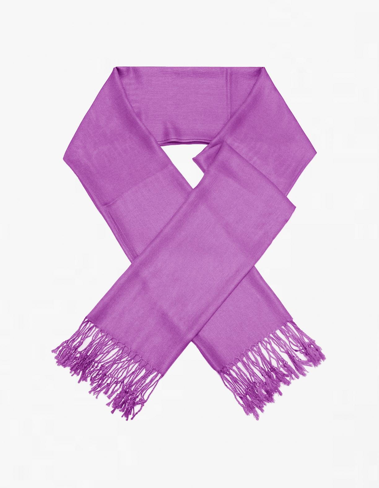 8145 Dark Orchid Pashmina Scarf